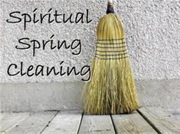 spiritual-spring-clean